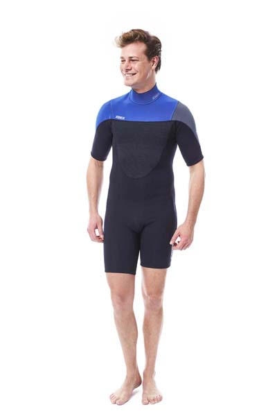 Jobe Perth Shorty 3/2mm Wetsuit Men Blue