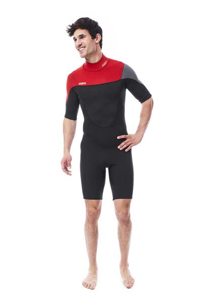 Jobe Perth Shorty 3/2mm Wetsuit Men Red