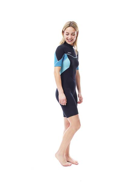 Jobe Sofia Shorty 3/2mm Wetsuit Dames Blauw