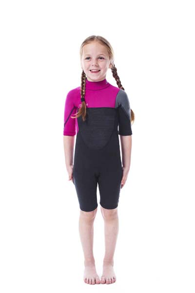 Jobe Boston Shorty 2mm Wetsuit Kinderen Roze