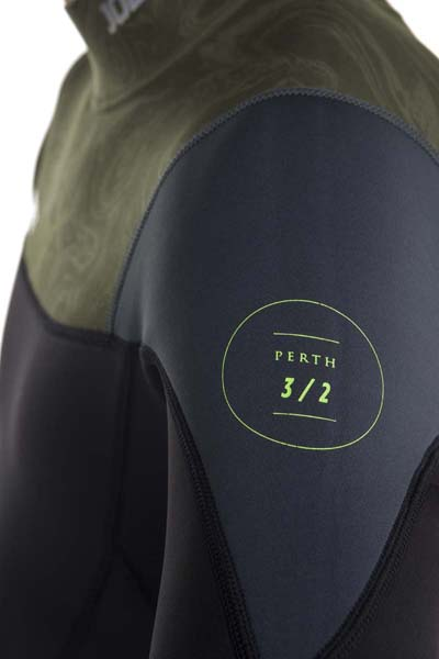 Jobe Perth Shorty 3/2mm Wetsuit Men Army Green