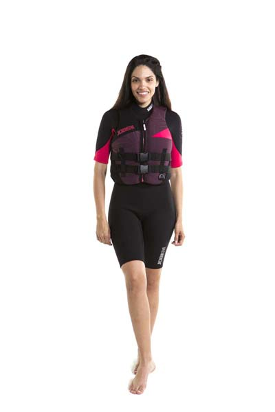 Jobe Sofia Shorty 3/2mm Neoprenanzug Damen Rosa