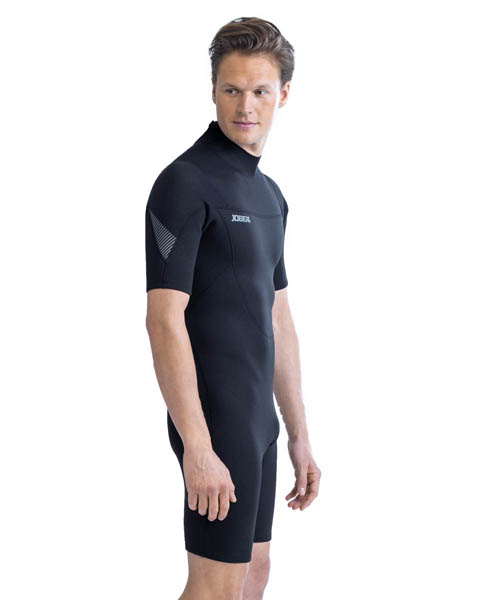 Jobe Atlanta Shorty 2mm Wetsuit Heren Zwart