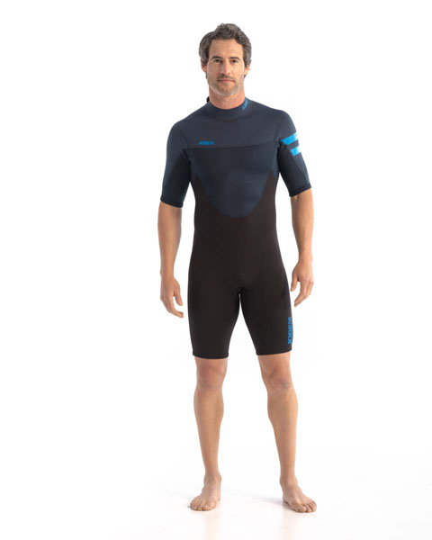 Jobe Perth 3/2mm Shorty Wetsuit Men Blue