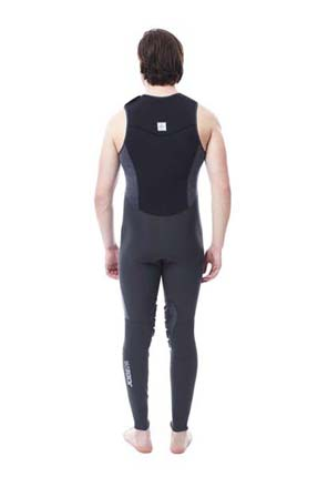 Jobe Toronto Jet Long John 2mm Wetsuit Shinprote Men