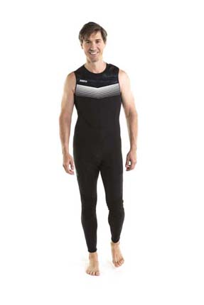 Jobe Toronto Jet Long John 2mm Wetsuit Men