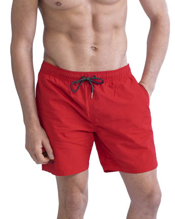 Jobe Swimshort Men Red