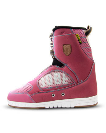 Jobe Morph EVO Sneakers Red Women