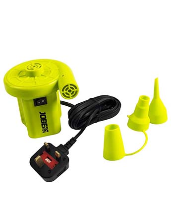 Jobe Air Pump With UK Plug 230V