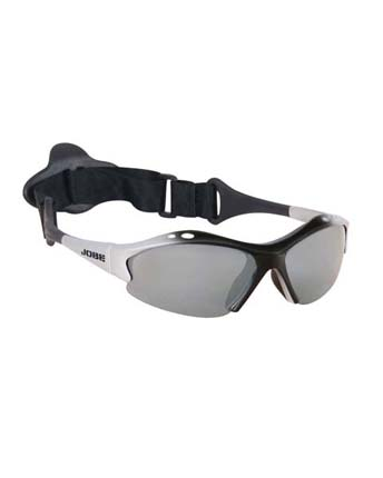 Jobe Cypris Floatable Glasses Silver Polarized