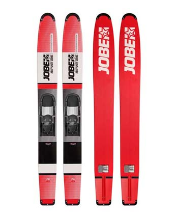 Jobe Heavy Duty Combo Waterskis Adult