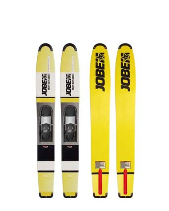 Jobe Heavy Duty Combo Waterskis Youth