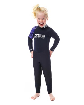 Jobe Heavy Duty 5/3mm Traje De Neopreno Niños