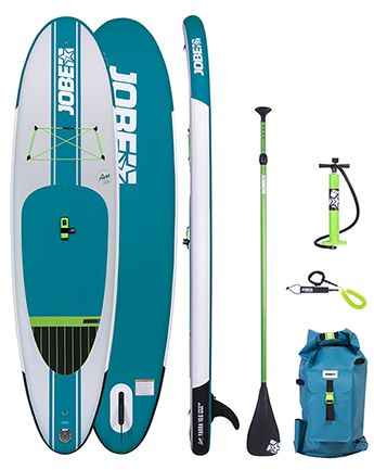Jobe Yarra 10.6 SUP Board gonflable Paquet