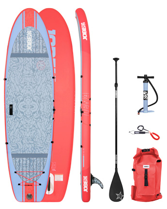 Jobe Lena 10.6 SUP Board gonflable Paquet Femme