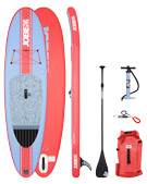 Jobe Yarra 10.6 Inflatable Paddle Board Package Woman
