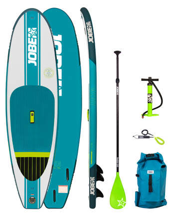 Jobe Lika 9.4 SUP Board gonflable Paquet