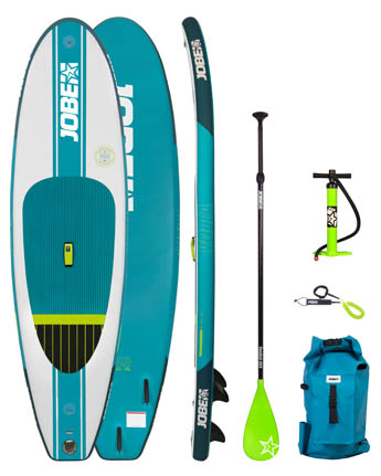Jobe Volta 10.0 SUP Board gonflable Paquet