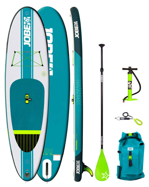 Jobe Yarra 10.6 Inflatable Paddle Board Package