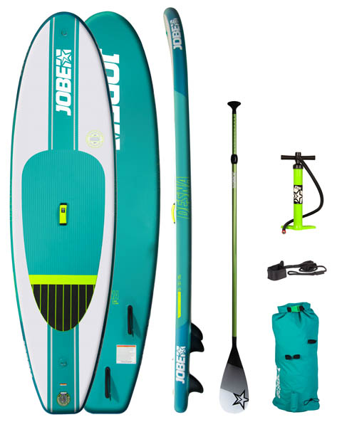 Jobe Desna 10.0 Inflatable Paddle Board Package