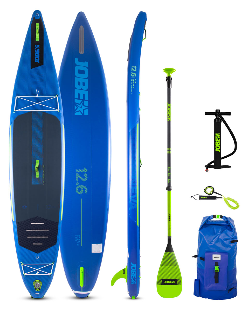 Jobe Neva 12.6 Inflatable Paddle Board Package