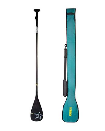 Jobe Carbon Pro SUP Peddel 3 pc - Peddel Bag