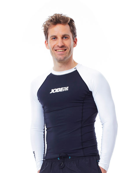 Jobe Rash Guard Longsleeve Men