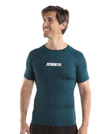 Jobe Rash Guard Men Dark Teal
