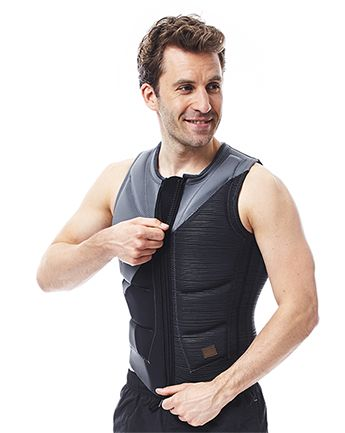 Jobe Comp Vest Men Grey