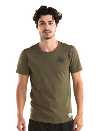 Jobe T-Shirt Men Army Green
