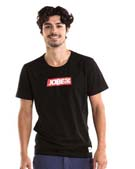 Jobe Logo T-Shirt Men Black