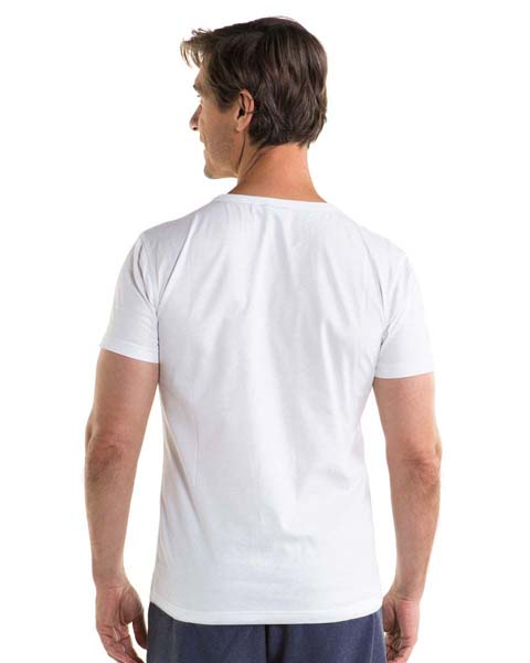 Jobe Logo T-Shirt Men White
