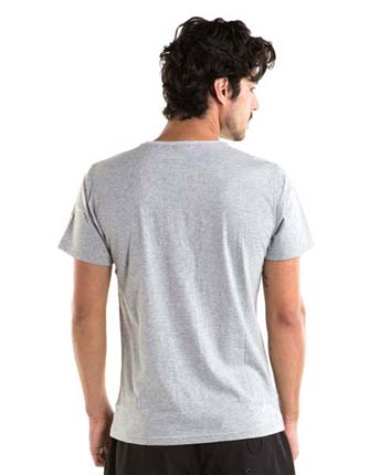 Jobe Logo T-Shirt Men Gray