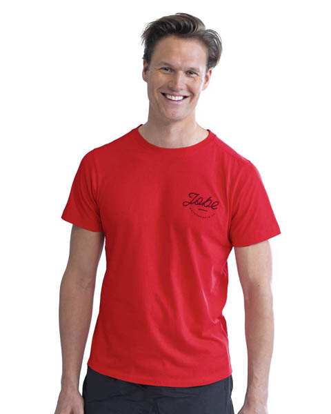 Jobe Casual T-Shirt Red