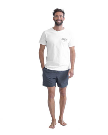 Jobe Casual T-Shirt Wit