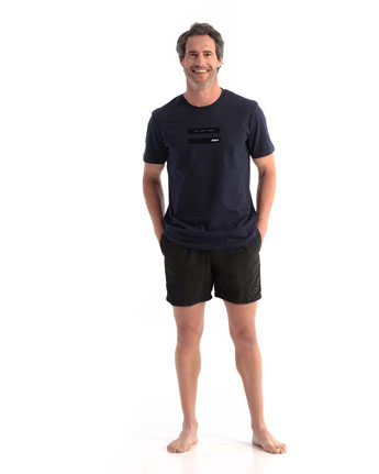Jobe Casual T-Shirt French Navy
