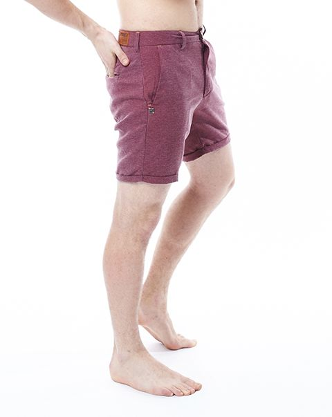 Jobe Discover Shorts Men Ruby Red