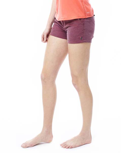 Jobe Discover Shorts Women Ruby Red