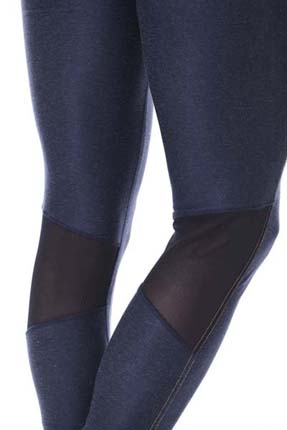Jobe Discover Legging Women Denim Blue