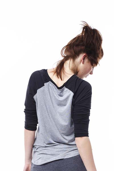 Jobe Discover Loose Fit Shirt Mujer Slate
