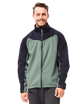 Jobe Discover Jacket Men Black|Green