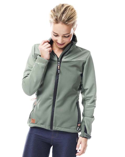Jobe Discover Jacket Women Green