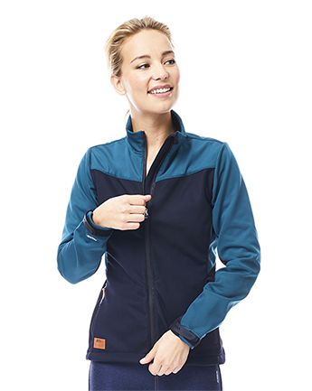 Jobe Discover Jacket Women Teal|Black