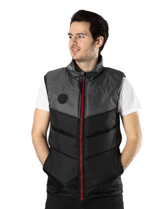 BRABUS X Jobe Shadow 50N Bodywarmer Men