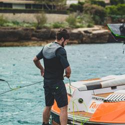 Wakeboard Prallschutzweste Schwimmweste JOBE SEGMENTED Weste 2020 cool grey