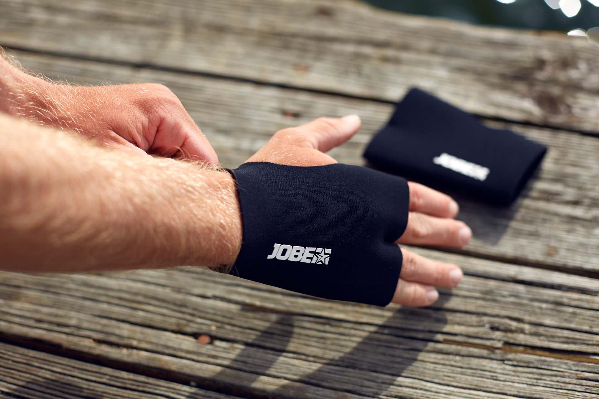 Jobe Gloves Palm Protector Universal unisize Handschuhe Wakeboarden Kiten