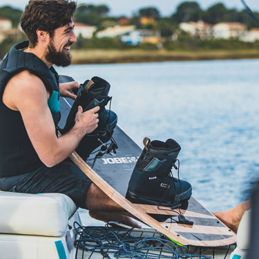 Jobe Charge Wakeboard Bindings