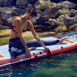 Jobe Lena 10.6 Inflatable Paddle Board Package Women