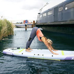 Jobe Lena 10.6 Inflatable Paddle Board Package