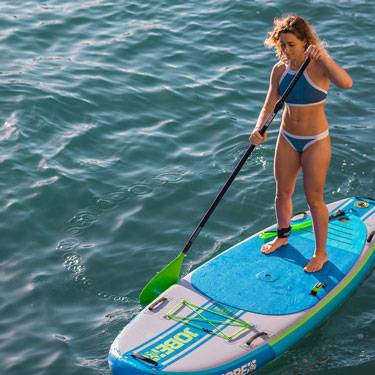 Jobe Freedom Stick SUP Paddle Lime 3-piece